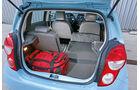 Chevrolet Spark 1.2, Kofferraum