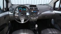 Chevrolet Spark 1.2 LTZ, Cockpit