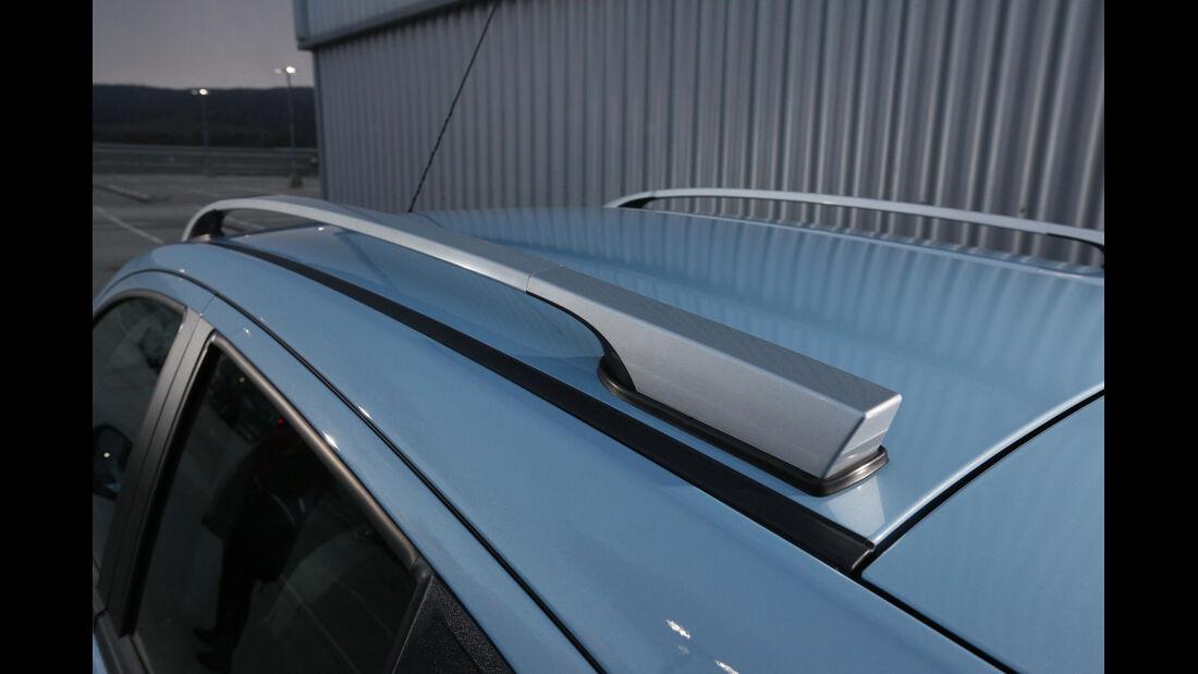 Chevrolet Spark 1.2 LTZ, Dachreling