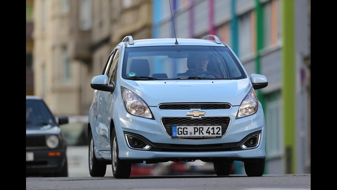 Chevrolet Spark 1.2 LTZ, Frontansicht