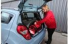 Chevrolet Spark 1.2 LTZ, Kofferraum