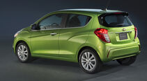 Chevrolet Spark 2016, New York Autoshow