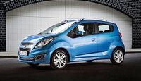 Chevrolet Spark Modelljahr 2013