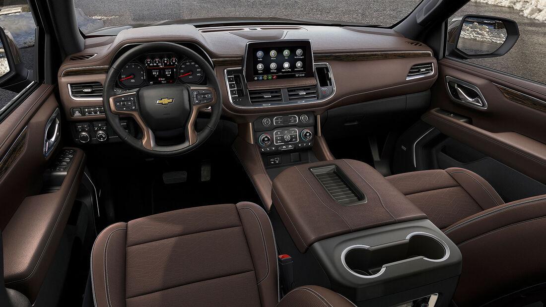 Chevrolet Suburban MY 2021