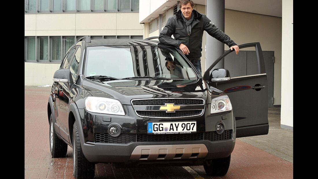 Chevrolet Sven Martinek