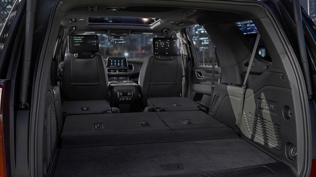 Chevrolet Tahoe MY 2021