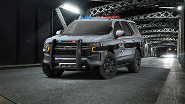 Chevrolet Tahoe Police Pursuit 2021