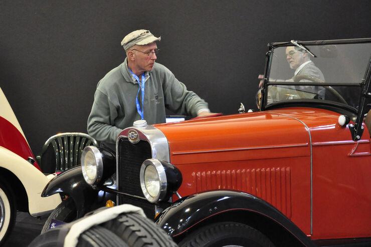 Chevrolet - Techno Classica 2011 - Privatmarkt
