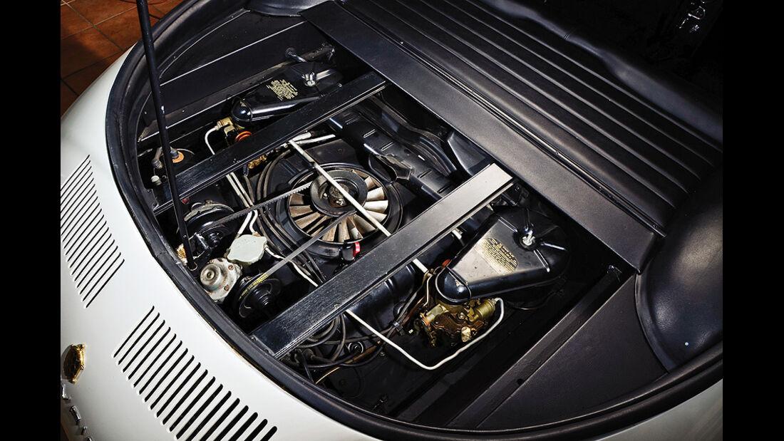 Chevrolet Testudo, 1963