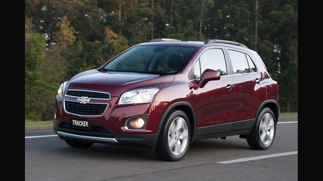 Chevrolet Tracker Brasilien