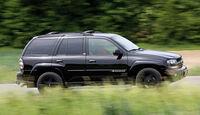 Chevrolet Trailblazer, Seitenansicht
