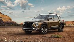 Chevrolet Trailblazer US-Modell 2020