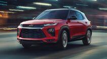 Chevrolet Trailblazer US-Modell 2020