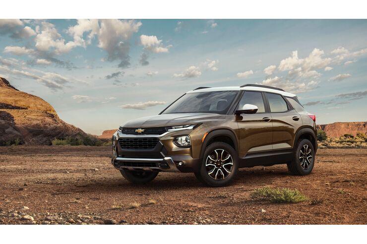 Chevrolet Trailblazer 2020 Kompakt Suv Für 20 000 Dollar Auto Motor Und Sport