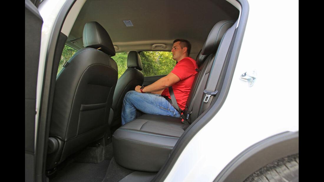 Chevrolet Trax 1.7 D FW LT, Fond