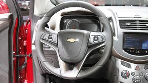 Chevrolet Trax Cockpit