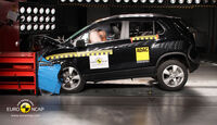Chevrolet Trax EuroNCAP-Crashtest