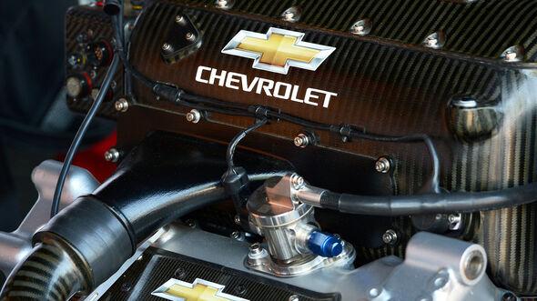 Chevrolet V6 Motor IndyCar