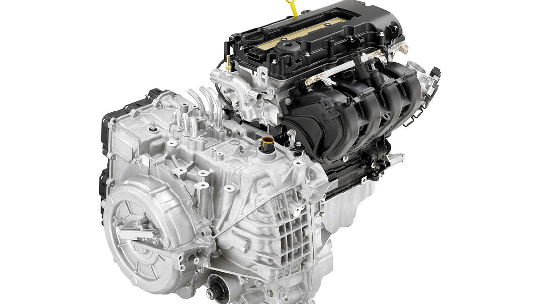 Chevrolet Volt, Elektroauto, Benzinmotor