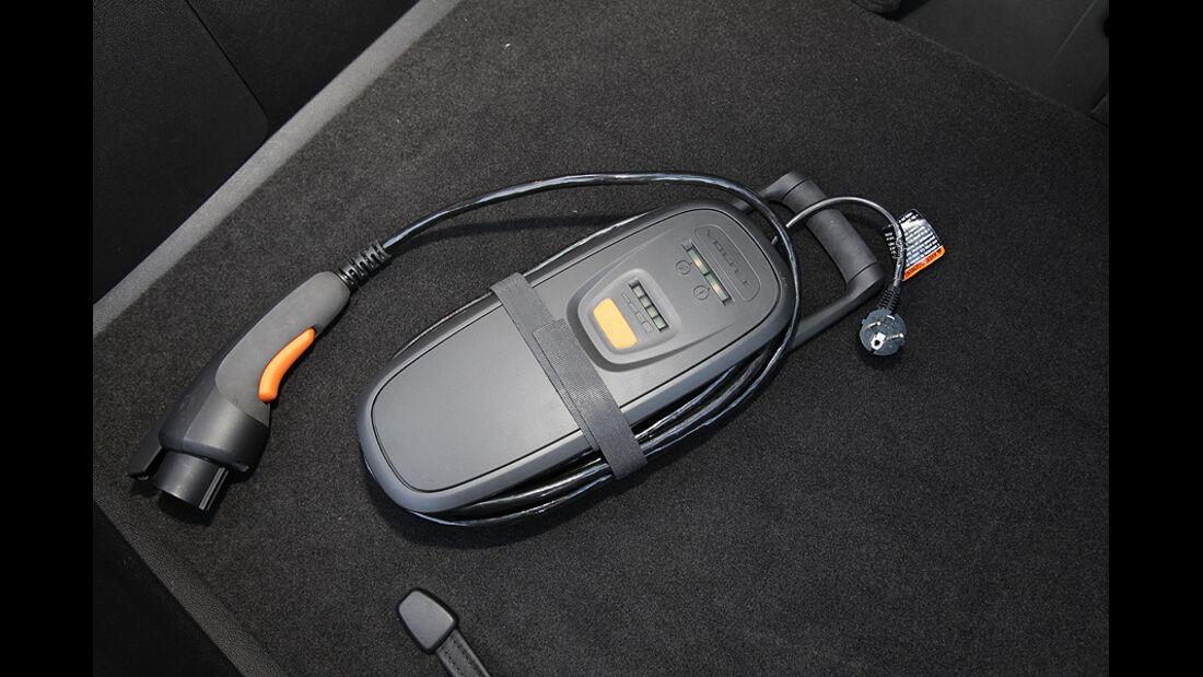 Chevrolet Volt, Elektroauto, Benzinmotor, Ladeadapter