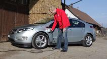 Chevrolet Volt, Elektroauto, Benzinmotor, laden, Strom