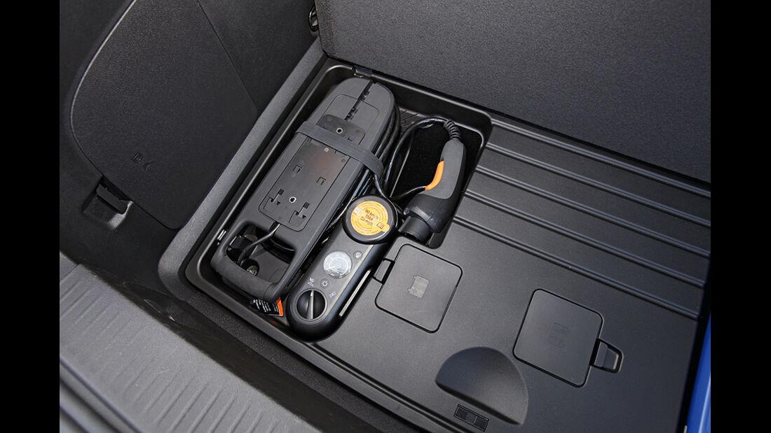 Chevrolet Volt, Elektroauto, Ladekabel