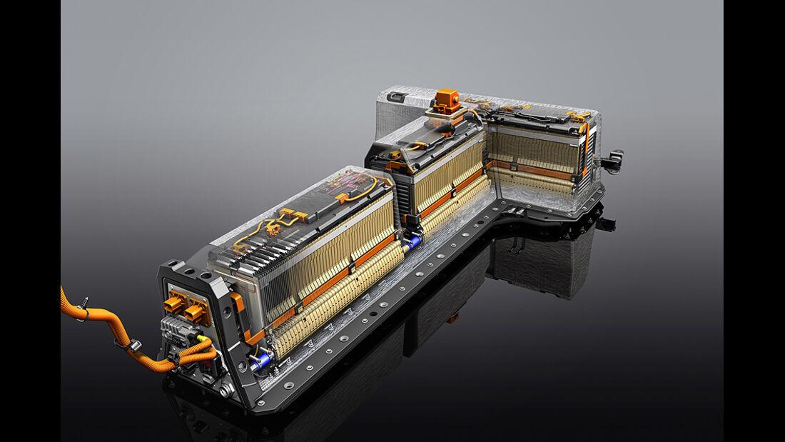 Chevrolet Volt, Elektroauto, Lithium-Ionen-Batterie, Antriebsstrang