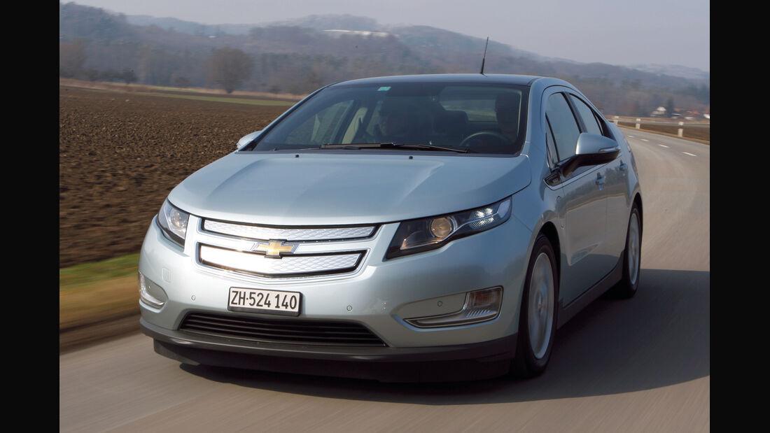 Chevrolet Volt, Frontansicht