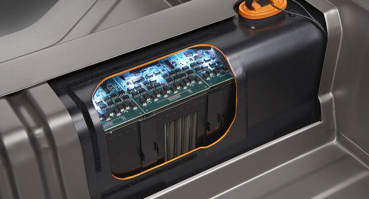 Chevrolet Volt Lithium-Ionen-Batterie