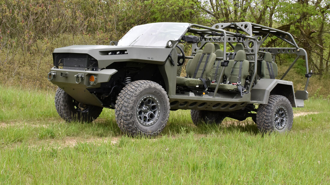 Chevy Colorad GM US Army Infanterie Armee Buggy