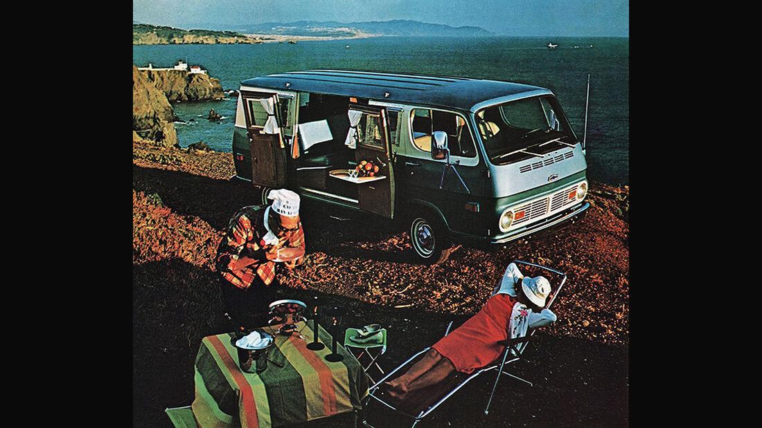 Chevy Van G10