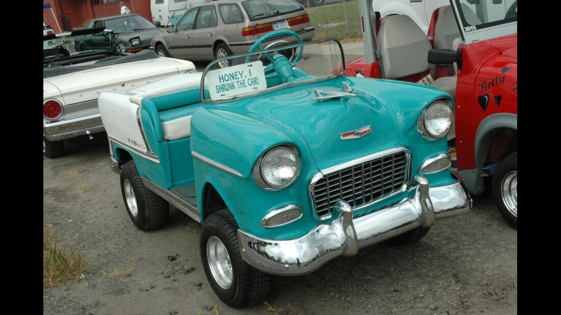 Chevy-Verschnitt Golfwagen