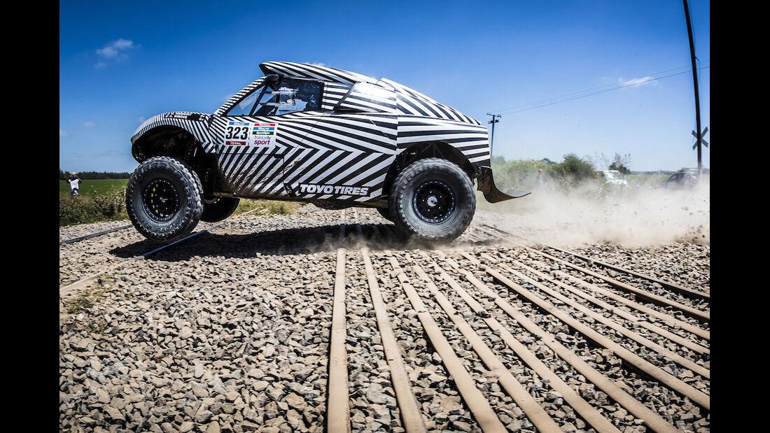 Chicherit - Dakar 2015