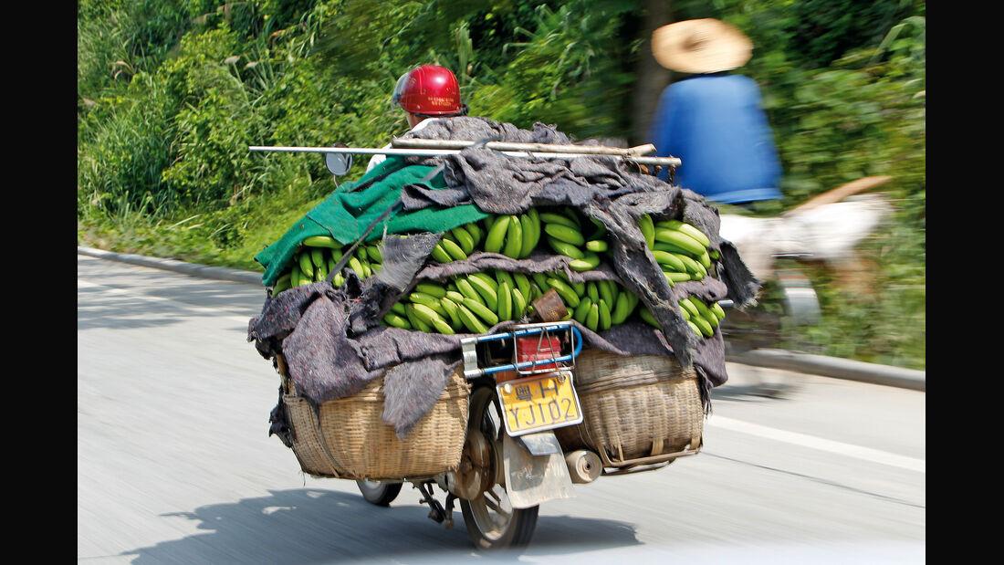 China, Bananen