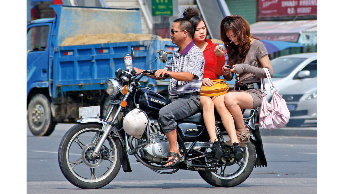 China, Mofa