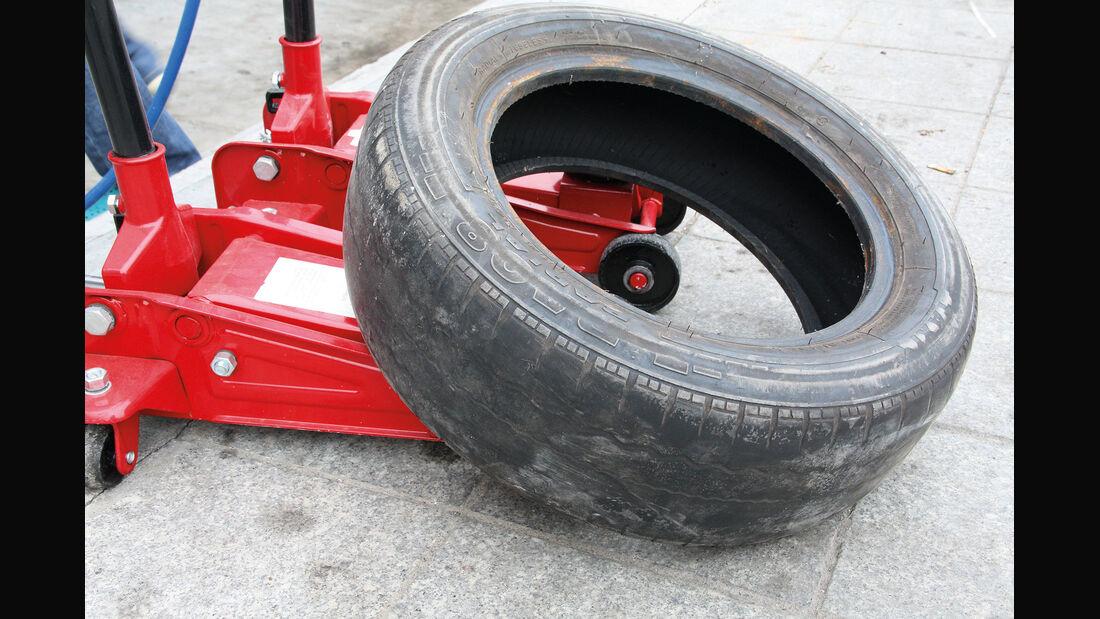 China, Reifen