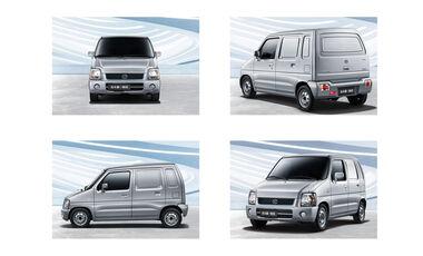 China Suzuki Wagon EV