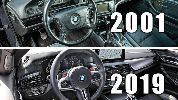 China Tuning Navi Infotainment Nachrüstung Einbau BMW 5er E39