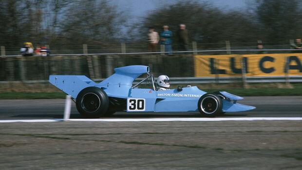 Chris Amon - Amon AF101 1974 - GP Spanien 1974 - Jarama
