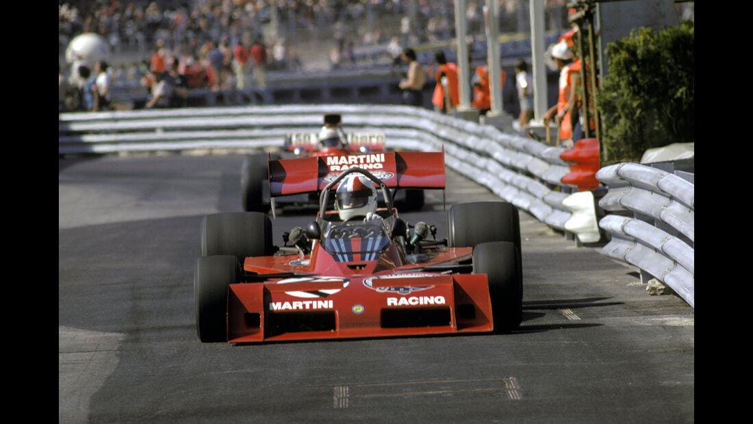 Chris Amon - Tecno PA123 - GP Monaco 1973