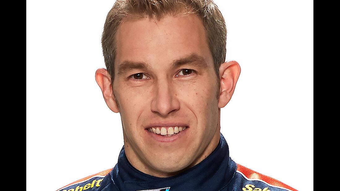 Chris Atkinson Portrait