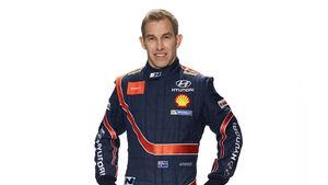 Chris Atkinson - WRC