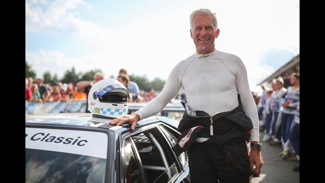 Christian Danner - BMW M1 - Legenden-Parade - GP Österreich 2018