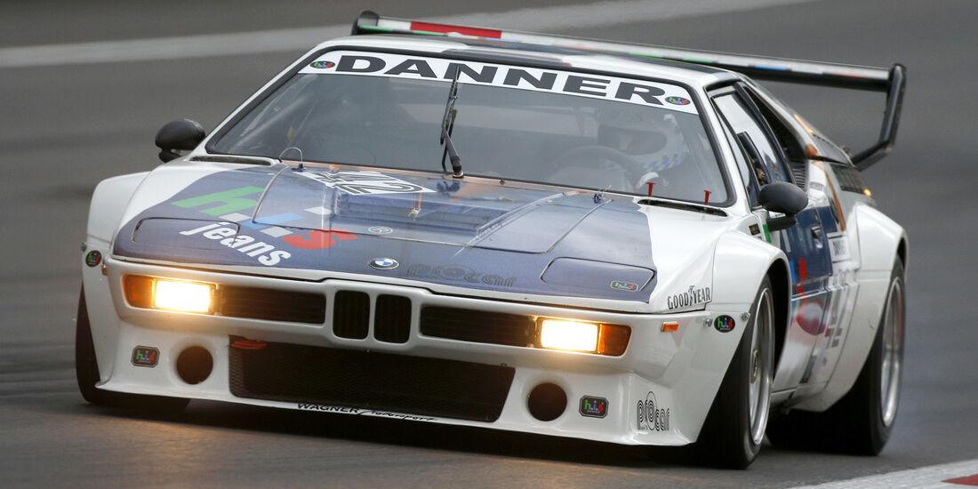 Christian Danner - BMW M1 Procar - Spielberg - 2016