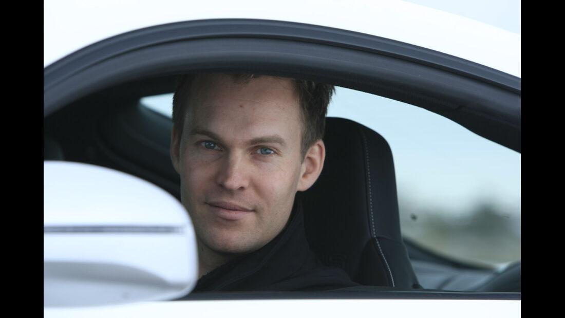 Christian Gebhardt, Hohenester-Audi TT RS