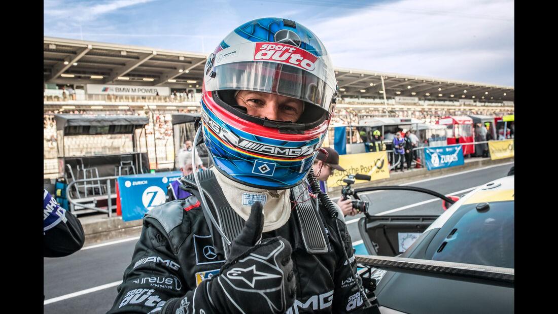 Christian Gebhardt - Mercedes-AMG GT4 - 24h Nürburgring 2018