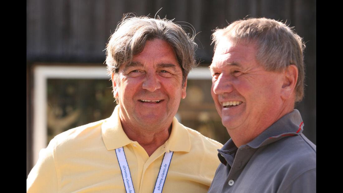 Christian Geistdörfer und Klaus Bischof