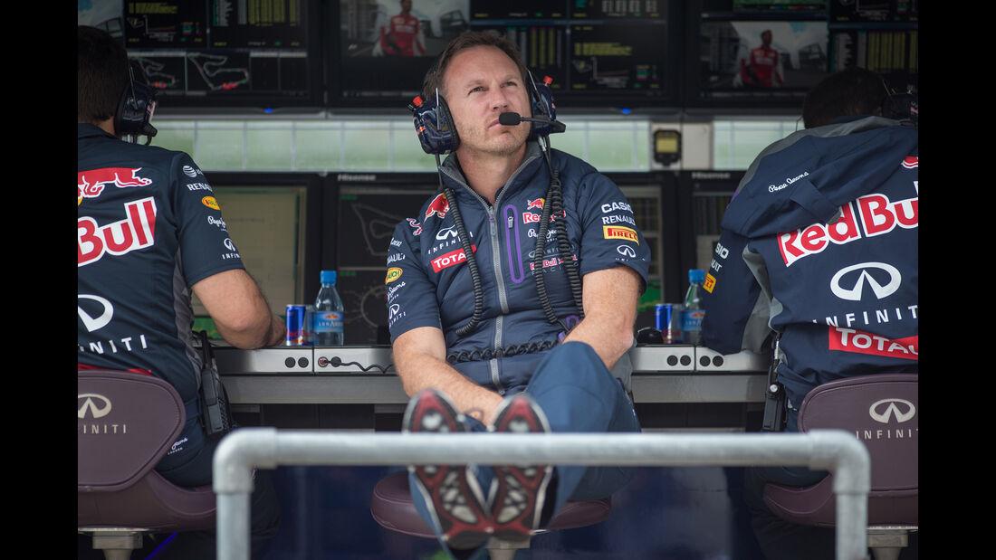 Christian Horner - Formel 1 - GP Österreich 2015 - Danis Bilderkiste
