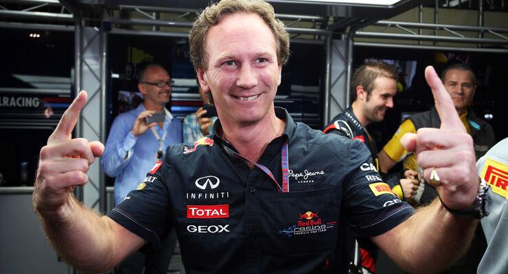Christian Horner GP Brasilien 2012