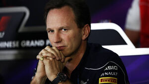 Christian Horner GP China
